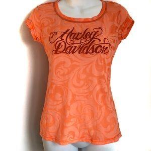Harley-Davidson Tee Shirt T-shirt Tshirt